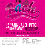 2018 RACH Tournament Poster